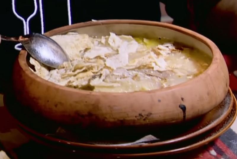 армянский суп из говядины