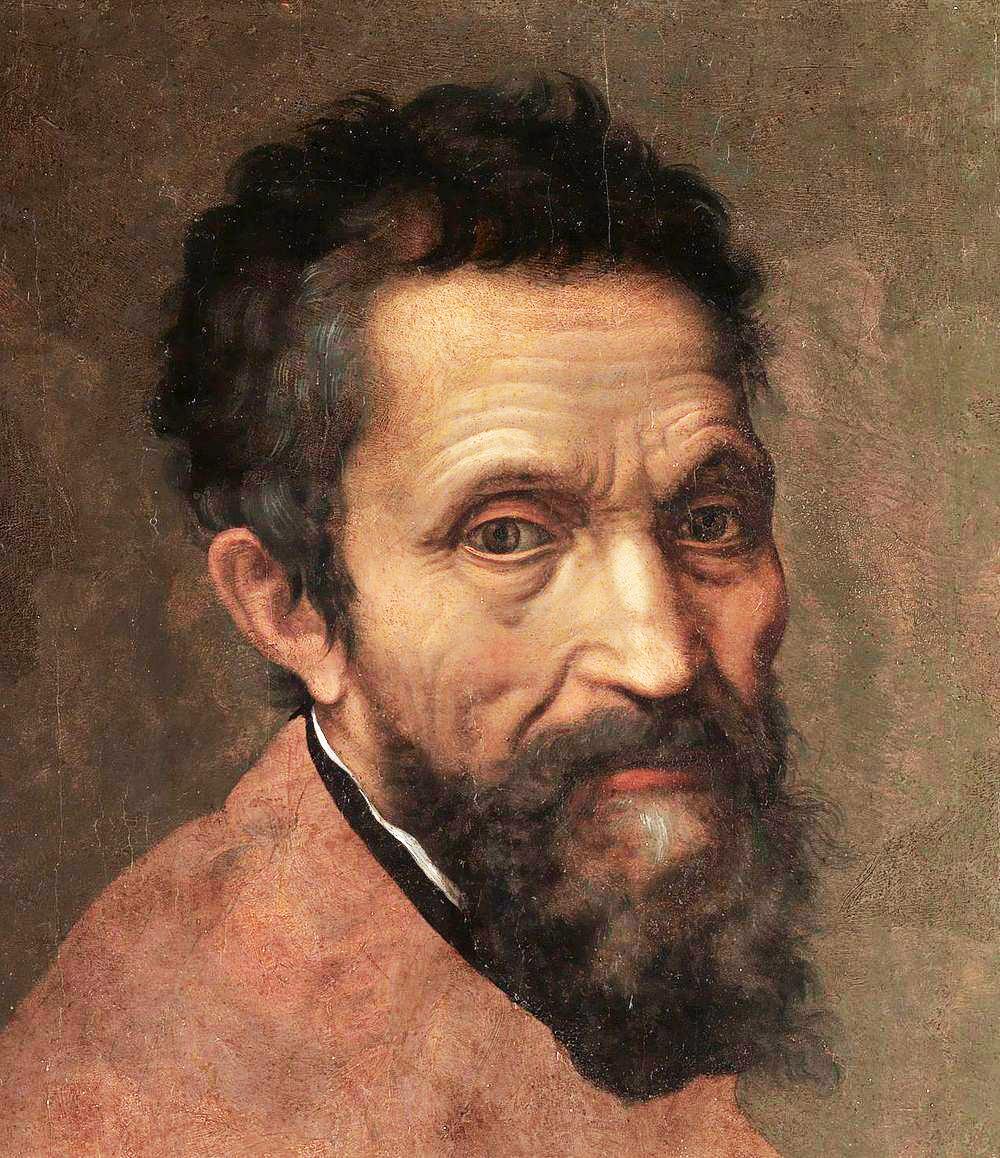 Великий гений Микеланджело Б…