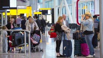 В аэропорту Хитроу ужесточили досмотр электронных устройств