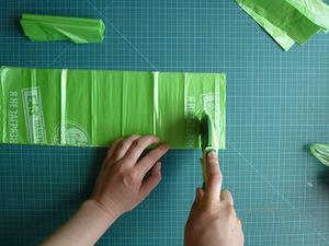 нарезание пакетов