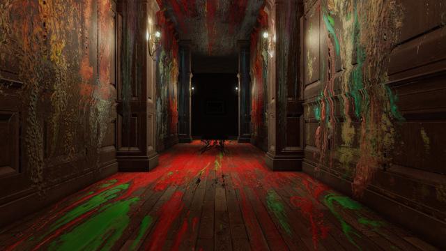 В Steam началась раздача хоррора Layers of Fear
