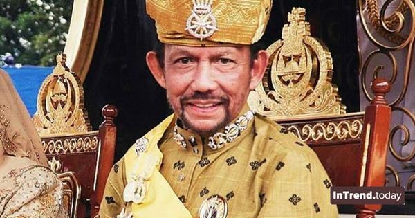 """""""Набожный"""" султан Брунея: ве…"""