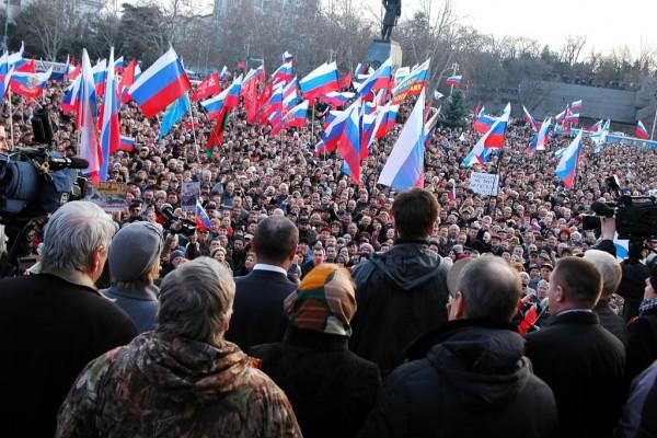 Пять лет, как Крым и Севасто…