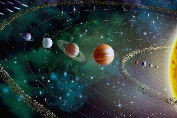 Астрономы выяснили, что произойдет после смерти Солнца вселенная, конец Солнца, космос