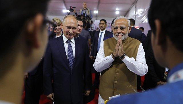 С помощью русских ракет Индия показала, где кончается Америка