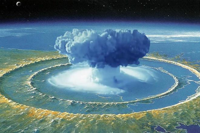 Что будет, если взорвать атомную бомбу в Марианской впадине