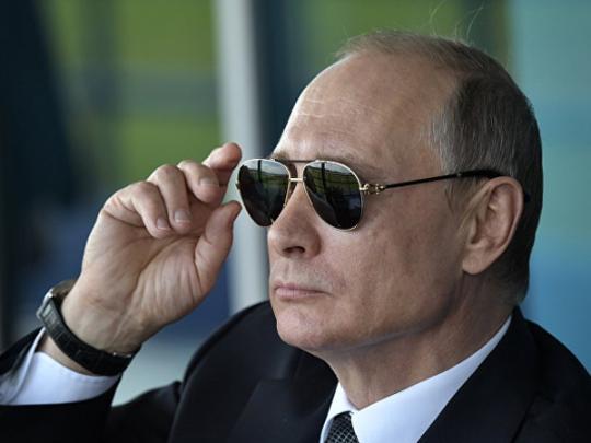 """Западная пресса в нервах: """"Путин просто невыносим..."""""""