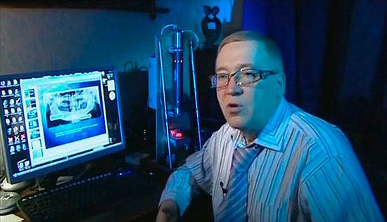 Петр Гаряев. Лечение волновой генетикой