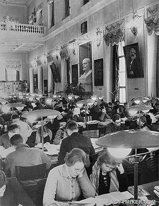 Что читали граждане СССР?