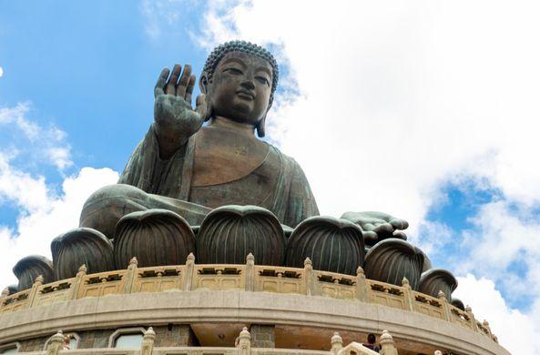 Мир отметил день рождения Будды