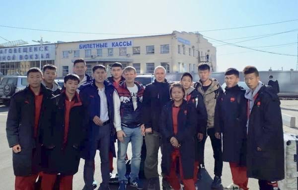 Столица Приамурья примет международный Кубок Азии по ушу-саньда