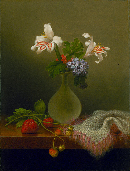 File:Martin Johnson Heade - A Vase of Corn Lilies and Heliotrope.jpg