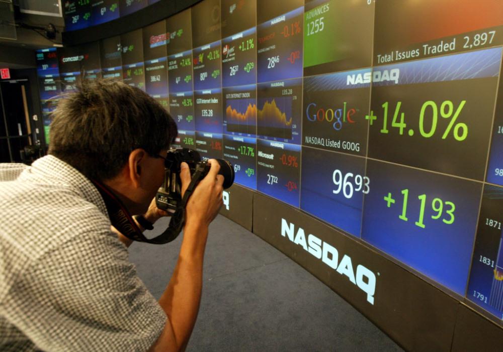 The 10 stocks that beat Google
