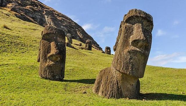Одна из главных тайн истуканов острова Пасхи