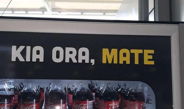 «Здравствуй, смерть»: новый слоган Coca-Cola в Новой Зеландии напугал покупателей