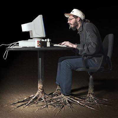Хакер дома