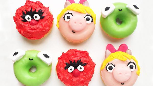 Домашние пончики «Мини-Маппе…