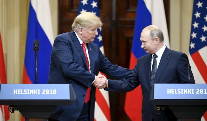 США решили раскрыть тайны Трампа и Путина