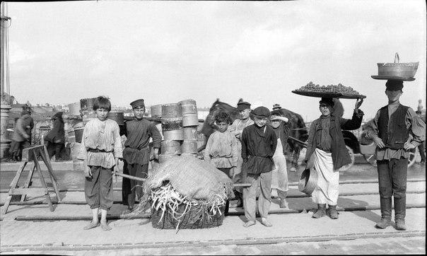 Москва и москвичи. 1909 год.