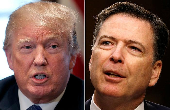 Трамп «в бешенстве» от заявлений экс-главы ФБР