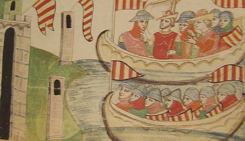 Война Сицилийской вечерни. Несостоявшийся турнир и морские сражения