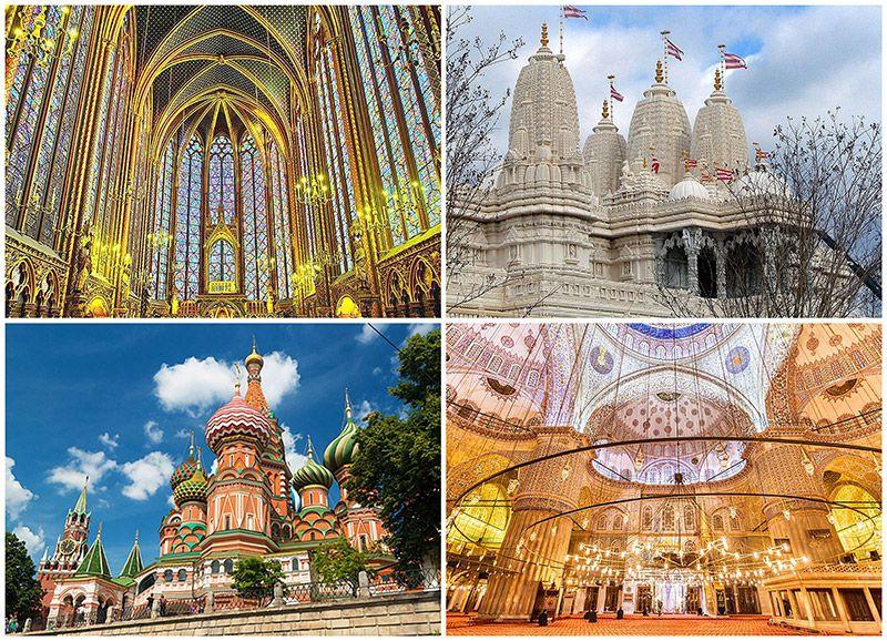 архитектура, собор, храм, церковь