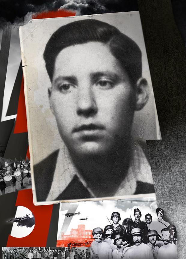 Фото №1 - ...и с немцами дружил! Еврей, который весь СС одурачил