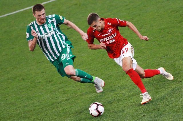 «Спартак» проиграл «Ахмату», потерпев первое поражение в РПЛ