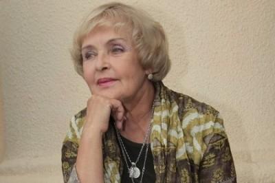 Народная артистка СССР Роговцева обматерила Кобзона за концерты в ДНР