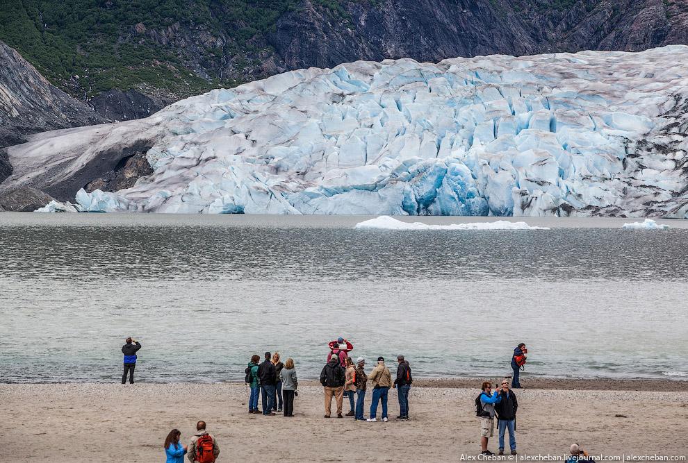 Ледяные монстры Аляски