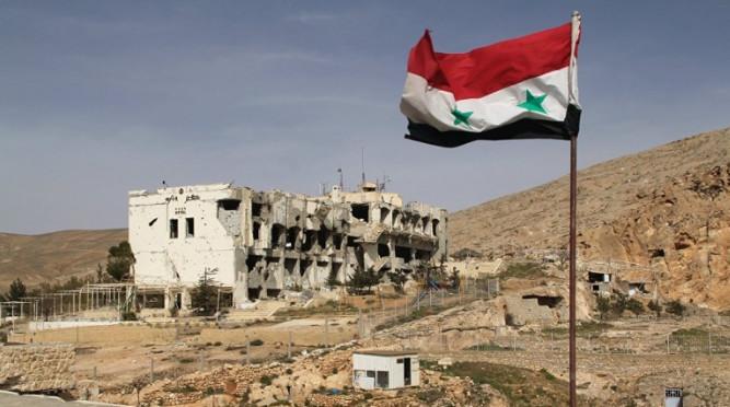 Российские военные погибли в Сирии при обстреле со стороны боевиков