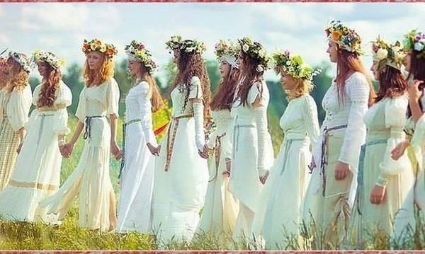 """ОБАВА - древнерусское слово, означающее """"преданная любовь"""""""