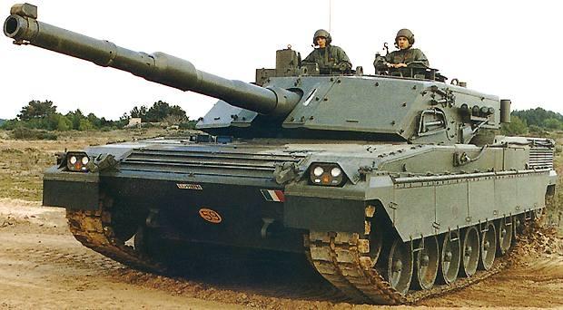 Назовите символ бронетанковых войск Италии