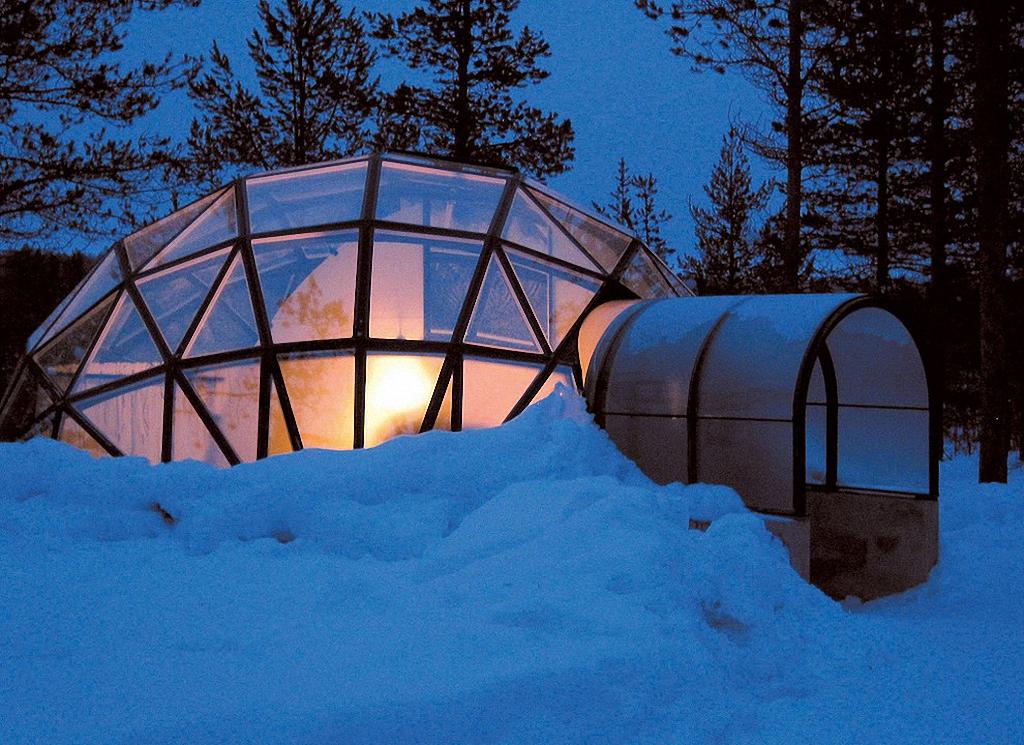 8 самых удивительных ледовых отелей мира-7