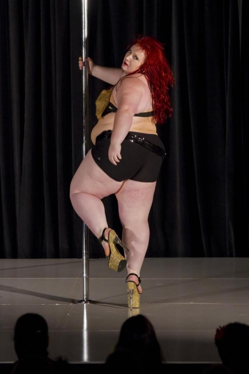 Танец толстой женщины 11 фотография