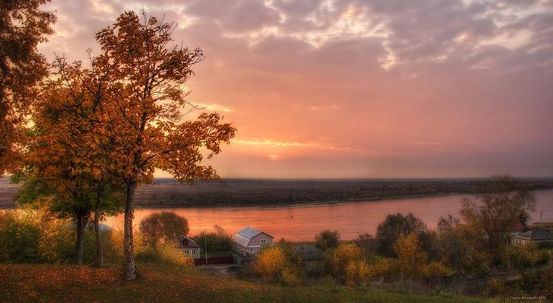 NewPix.ru - Красивые пейзажи деревенской природы