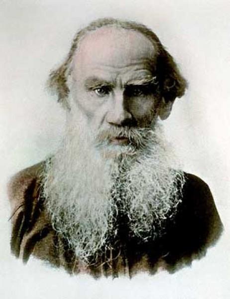 Фотография Лев Толстой (Photo of Leo Tolstoy)