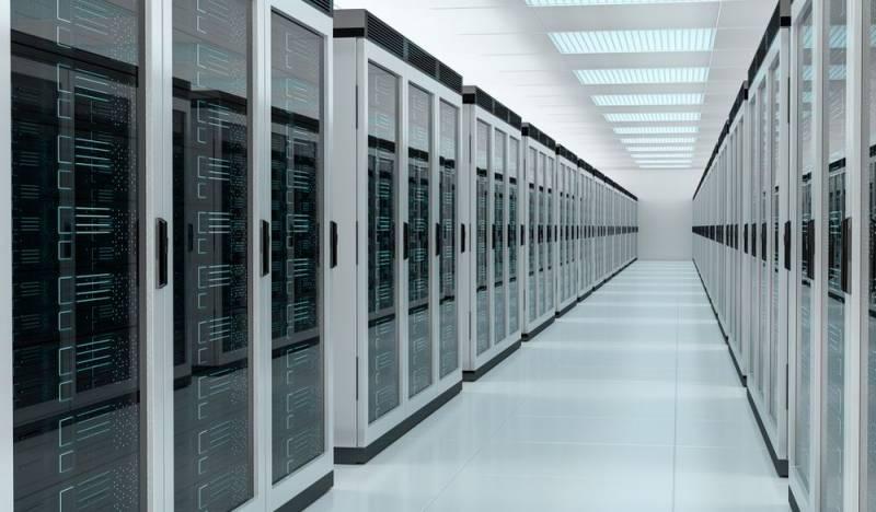 Первый суперкомпьютер на баз…