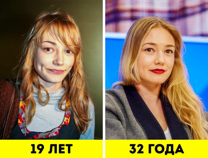 19 российских знаменитостей, которым возраст оказался к лицу