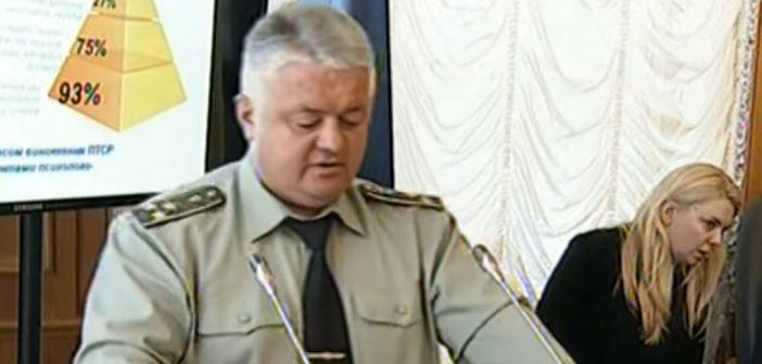 Украинский психиатр: 93% бывших участников АТО опасны для общества