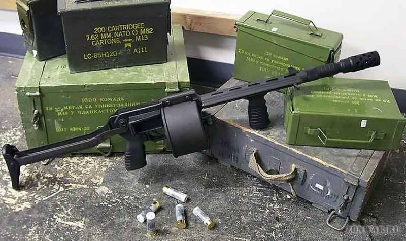 Боевые ружья ЮАР