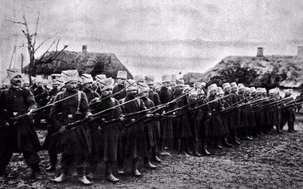 Бесславный конец националистической Украины и рождение УССР. Сто лет тому назад