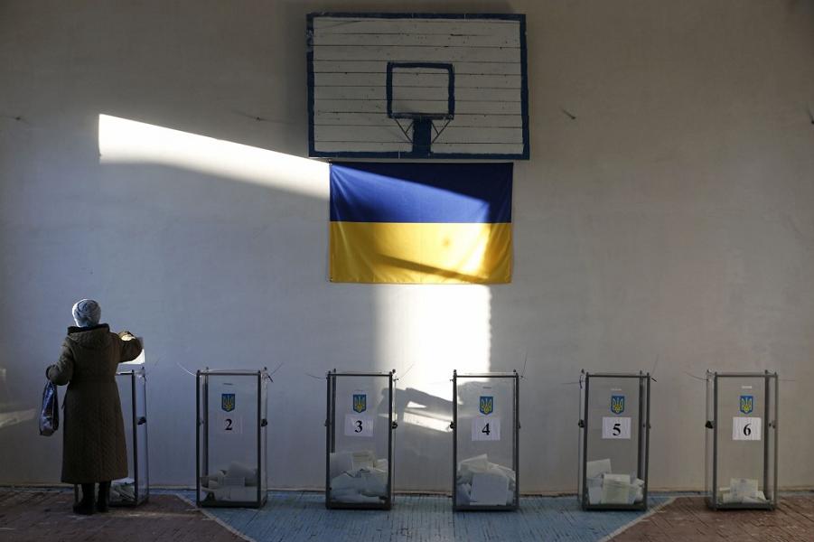 В правительстве Украины боятся распада страны. По итогам выборов 2019 года
