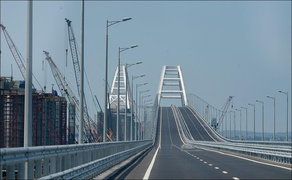 Поедут ли белорусы в Крым по Керченскому мосту?