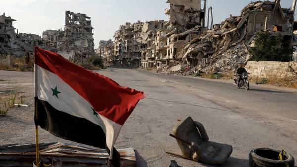 Новые постановочные химатаки готовят террористы в Сирии