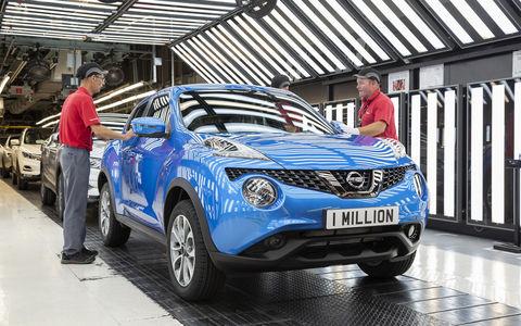 Nissan отложил выход нового Juke