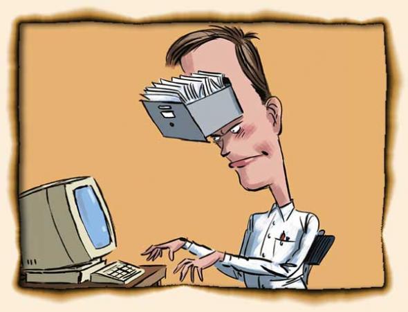 Классификация пользователей интернета. Немного юмора