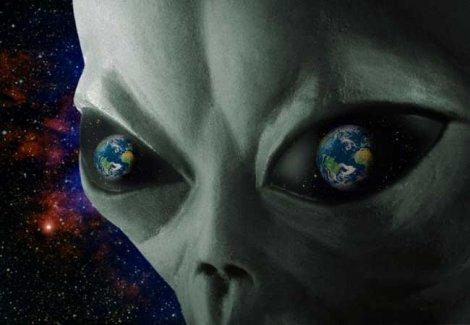 Инопланетяне живут на глубин…