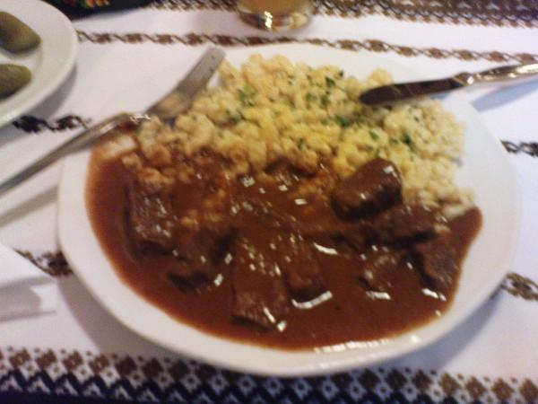 История кулинарного искусства — суп-гуляш