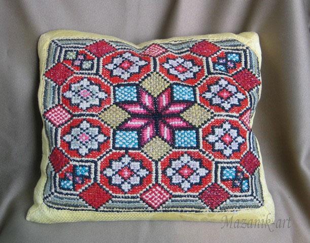 Бабушкины вышивки